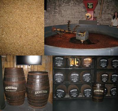 <br /> ジェイムソン - アイリッシュ・ウイスキーの博物館