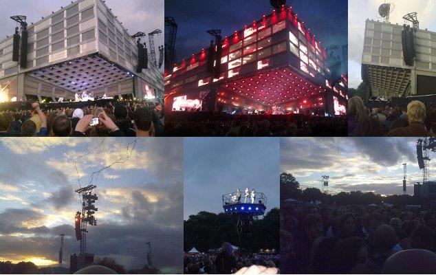 2010年6月19日:ミューズのコンサート