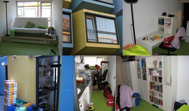 2011年9月24と30日の写真:引越し中