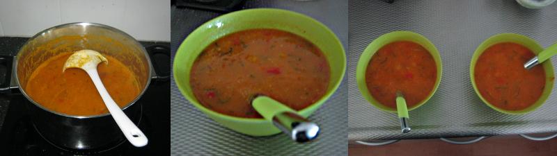 2012年10月27日:かぼちゃスープ