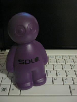 SDLのマスコット