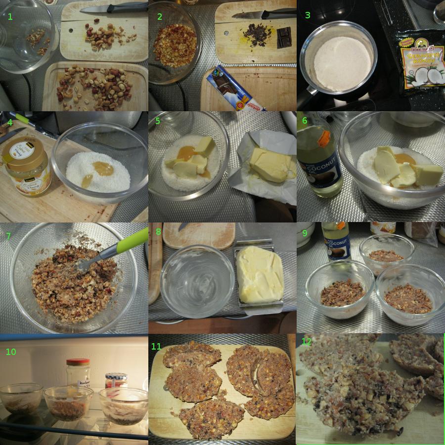 2013年01月21日:冷蔵庫のクッキー