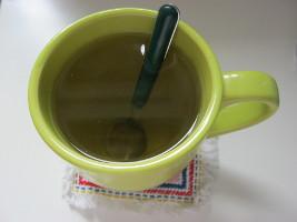 2013年4月5日:朝の紅茶 (kopje thee)