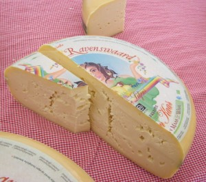 2013年5月17日:美味しそうなチーズ