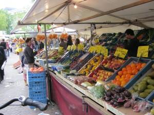 市場:野菜 (groente op de markt)