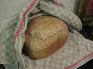 2013年5月14日に作ったパン