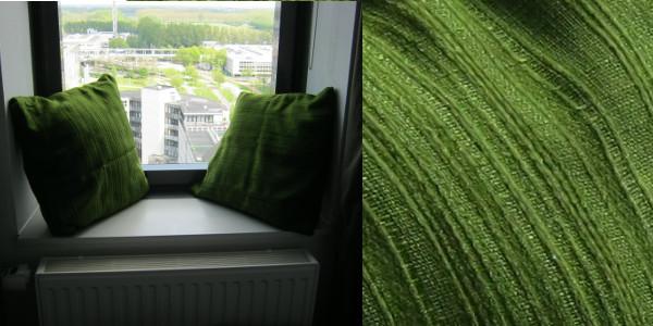 2013年5月26日に作った枕カバー