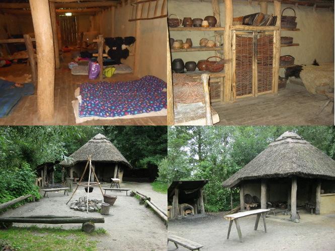 2013年6月22日:Prehistorisch Dorp Eindhoven / エイントホーヴェンの鉄器時代の博物館