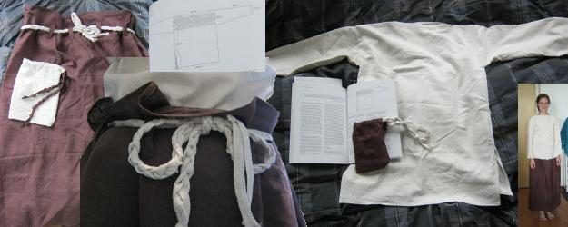 2013年8月7日:鉄器時代の服