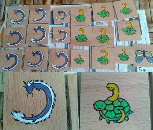 Onderzetters / Coasters / コースター