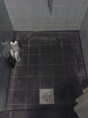 2013年9月11日:今のシャワー