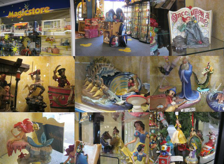 Disney Magic Store Dordrecht