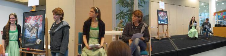 Selene Broers & Lisa Peters Esvelt