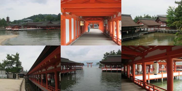 Itsukushima-jinja (厳島神社)