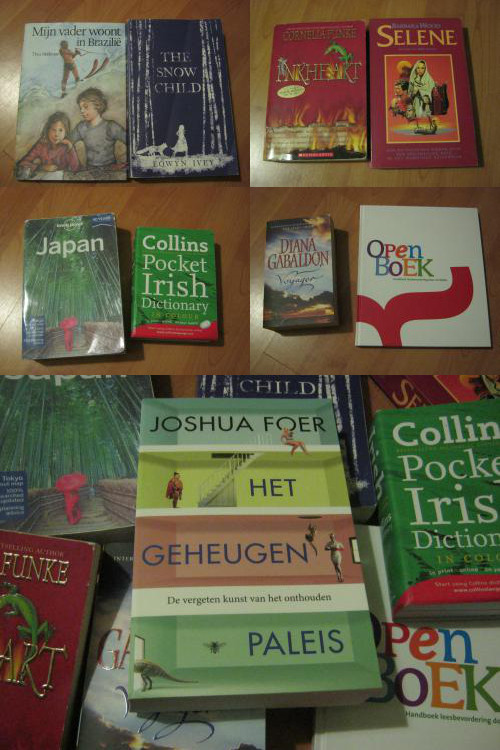 Dutch and English books