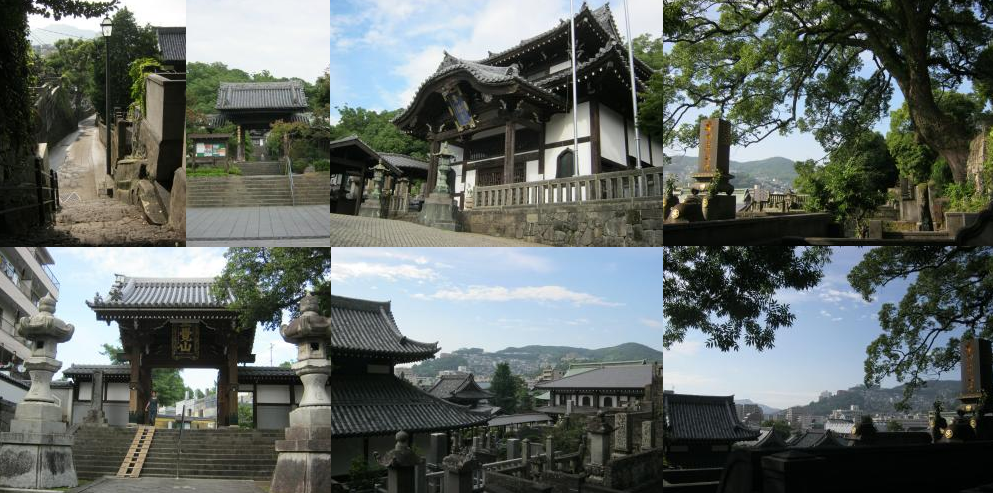 Shrines in Nagasaki