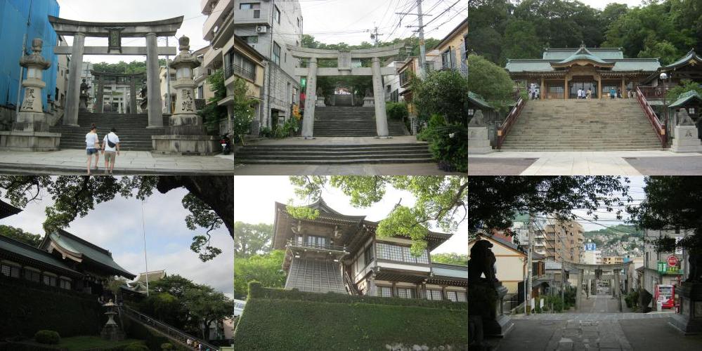 Suwa Jinja, Nagasaki