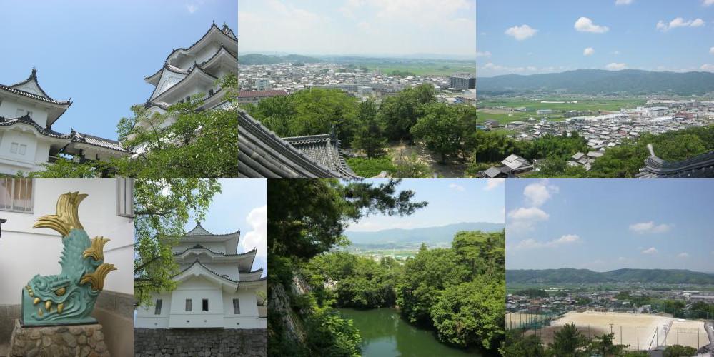 Ueno castle, Iga-Ueno