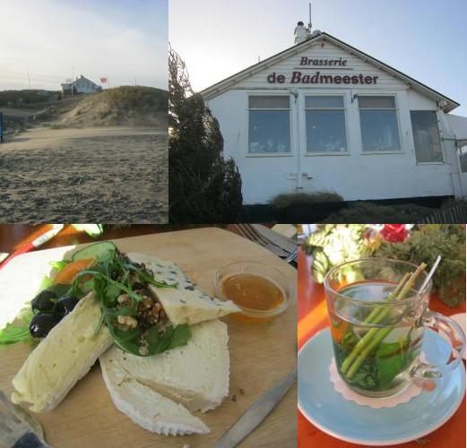 """Restaurant """"De badmeester"""" in Wassenaar."""