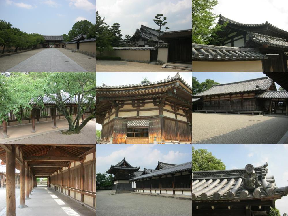 法隆寺 (Houryuu-ji)