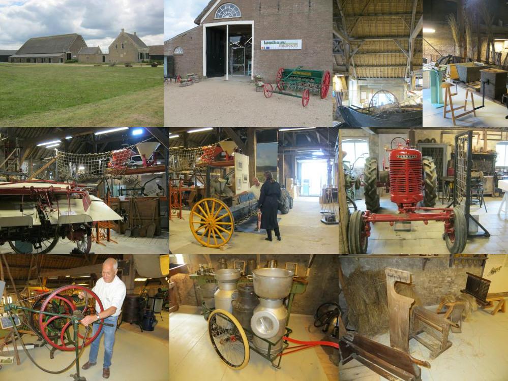 Landbouwmuseum Tiengemeten