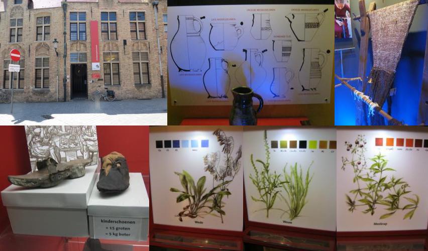 ブルッへの考古学の博物館