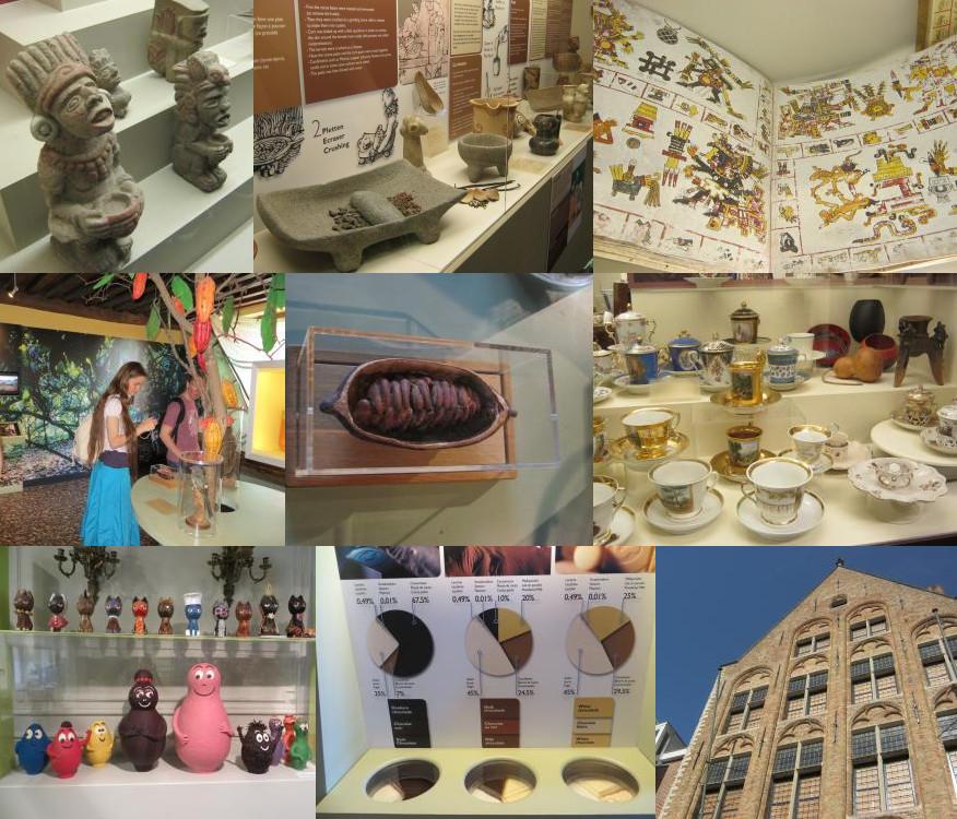 ブルッへのチョコレートの博物館