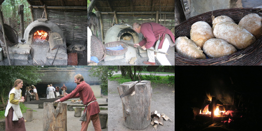 Prehistorisch Dorp weekend 19 en 20 september 2015