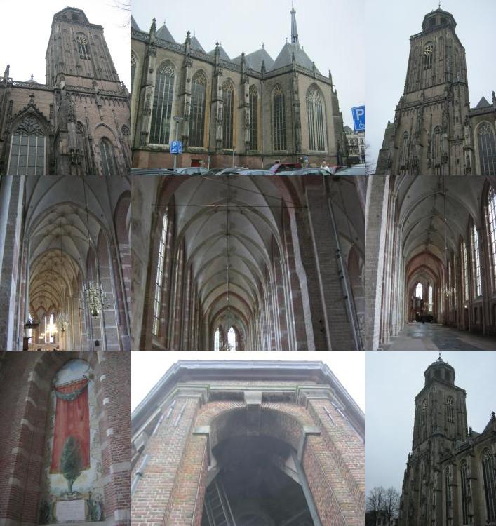 Grote Kerk in Deventer