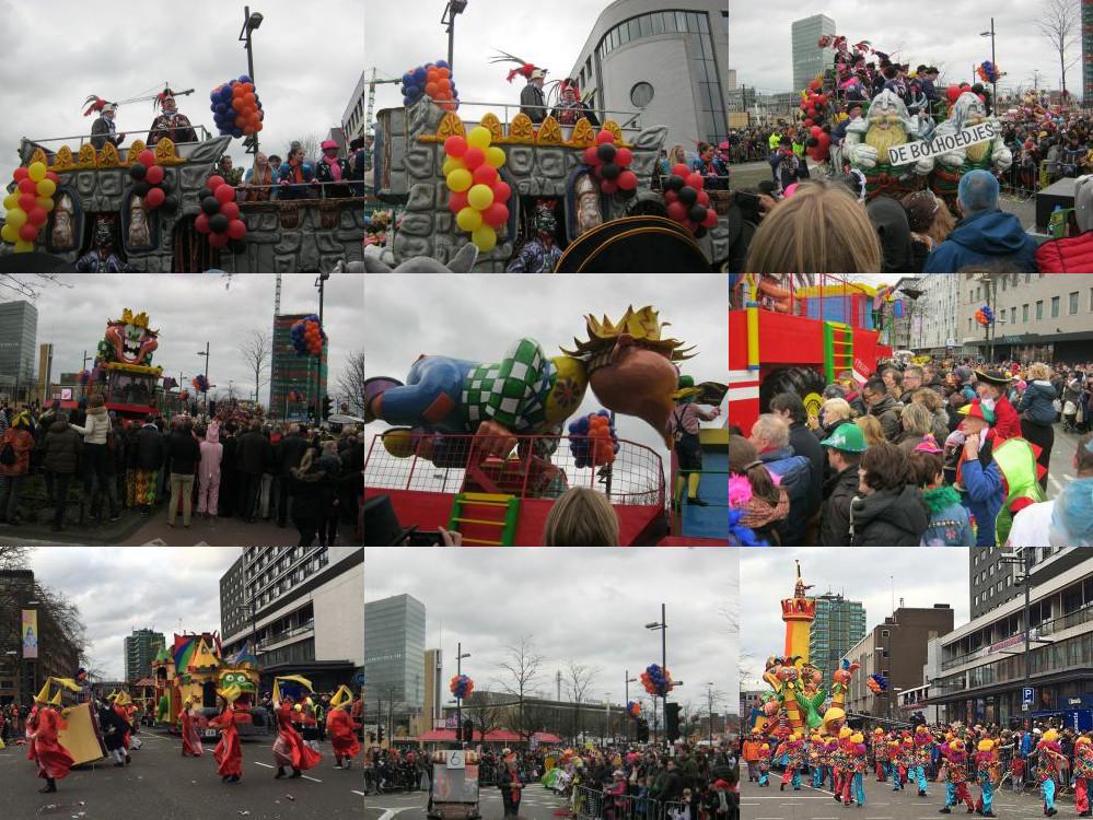 Lampegatse optocht 2016, Eindhoven