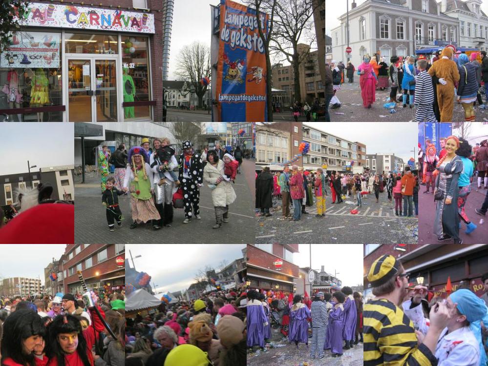 Carnaval op straat, Eindhoven 2016