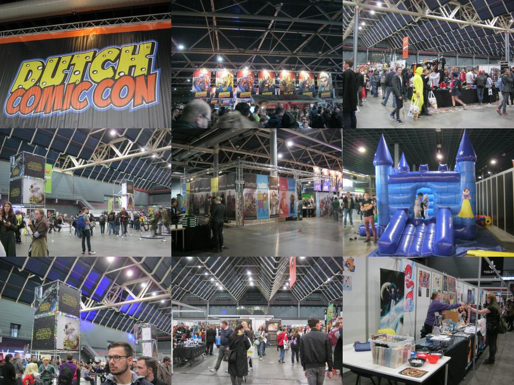 Dutch Comic Con Utrecht, 2016