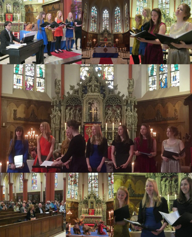 Medusa Josephkerk concert Utrecht