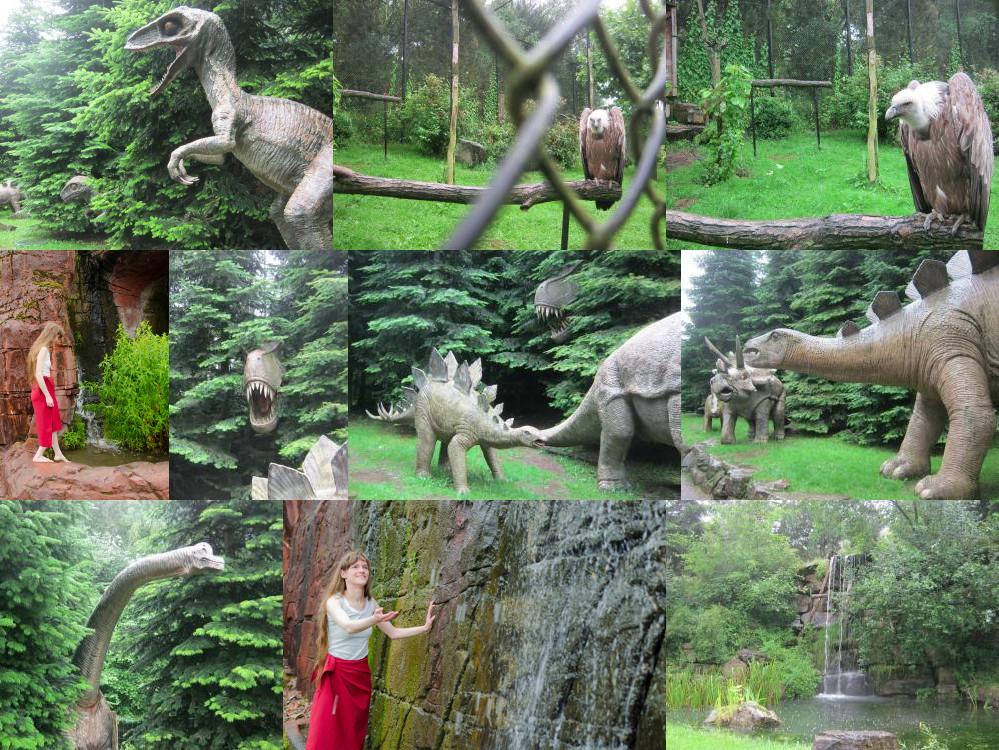 Mondo Verde dinosaurs and Australia.
