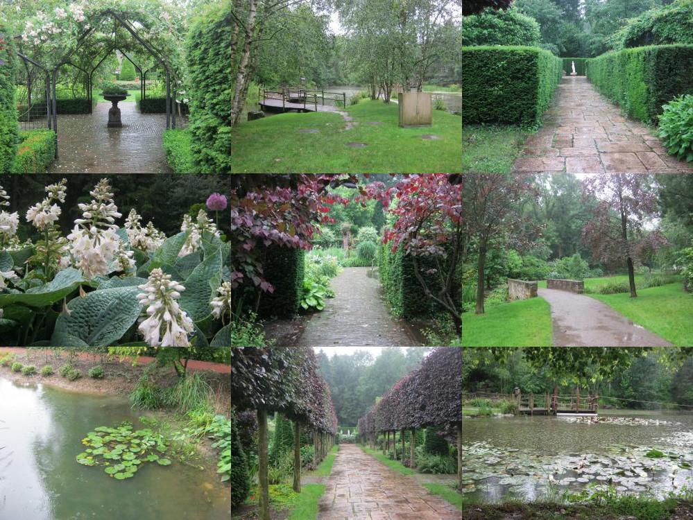 Mondo Verde English and Russian gardens.