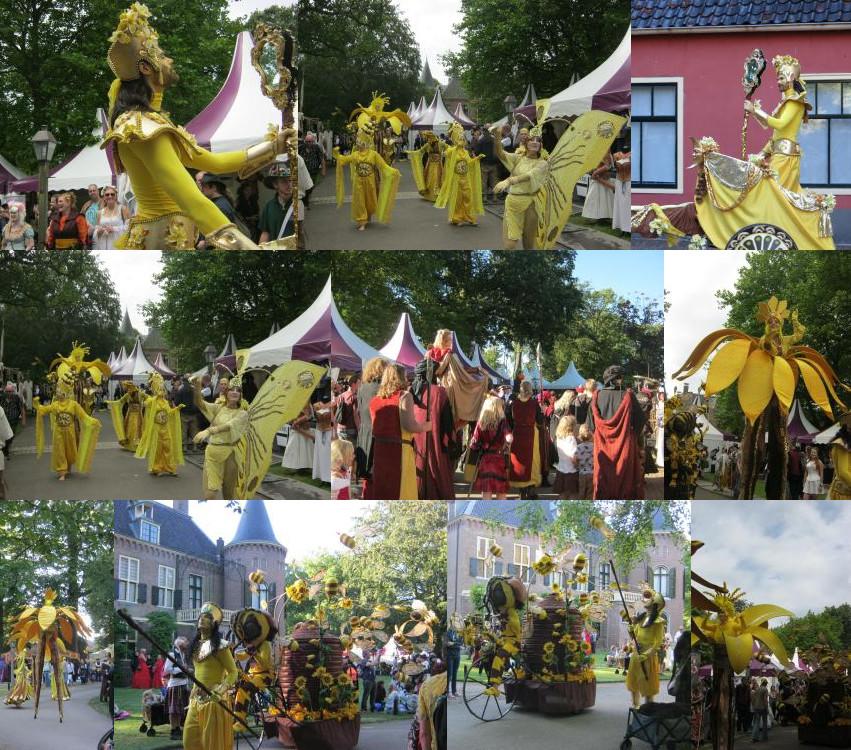 Parades at Castlefest