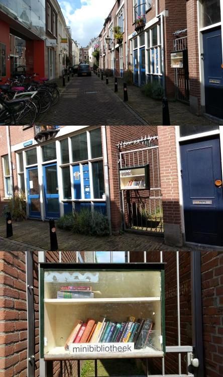 Minibieb Pauwstraat, Utrecht