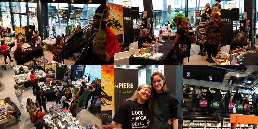 Julie Kagawa in Eindhoven