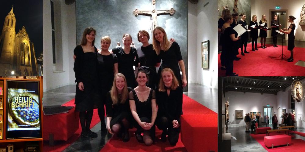Medusa concert in Museum Catharijneconvent