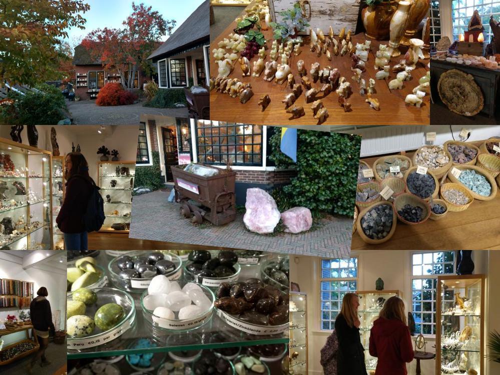 De Oude Aarde, museumwinkel