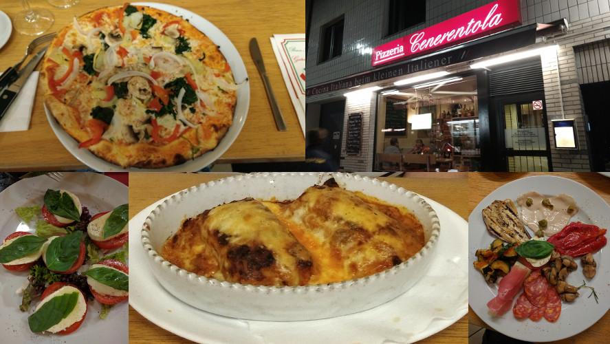Pizzeria Cenerentola, Düsseldorf