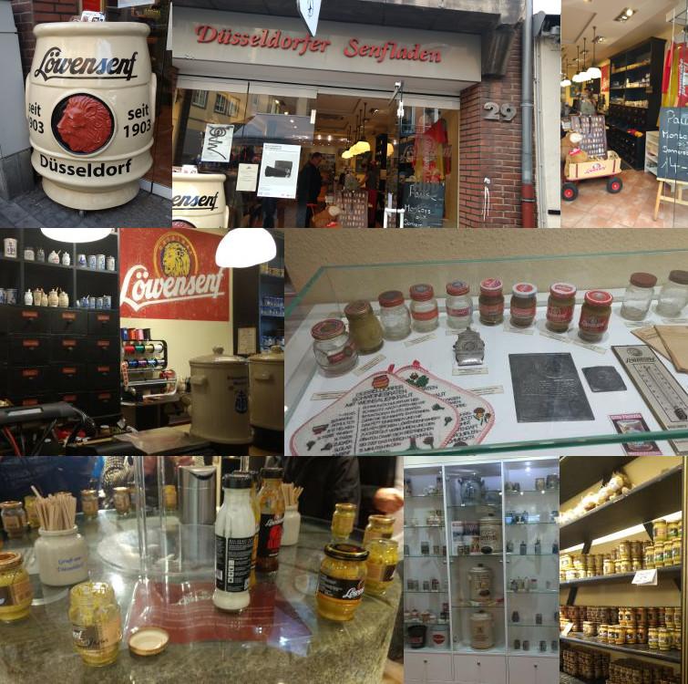 Dusseldorf mustard shop