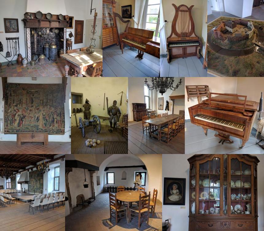 Burg Linn museum
