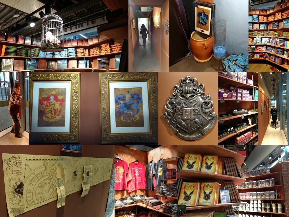 Harry Potter winkel Utrecht