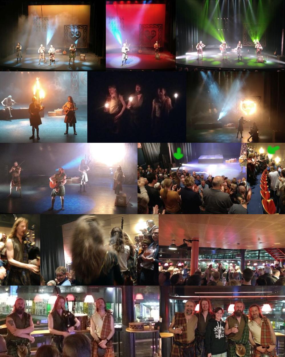 ラパリェのコンサート、ハウテン町 / Rapalje concert in Houten