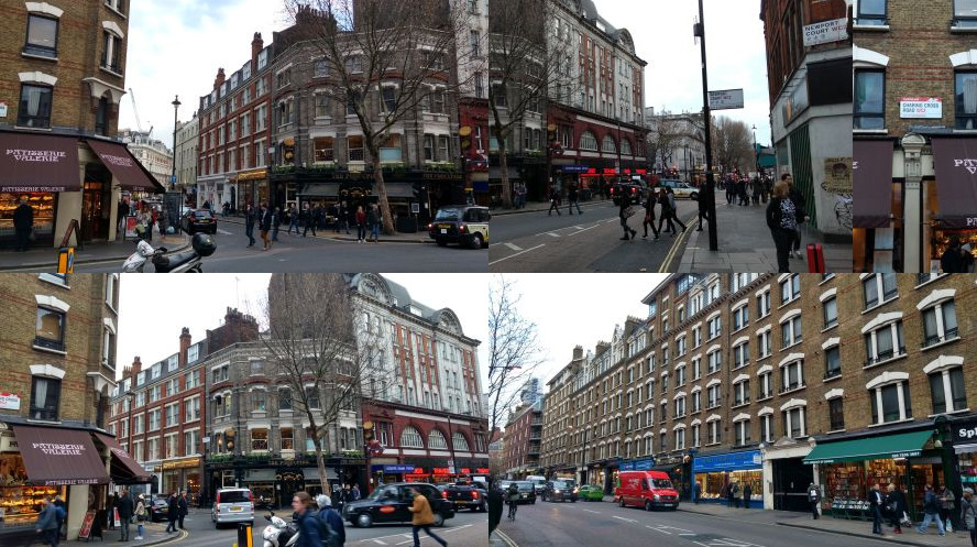 Charing Cross Road, London