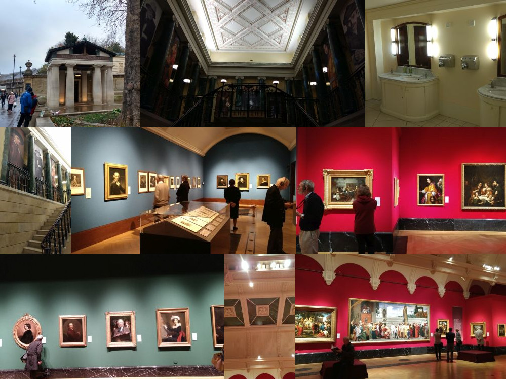 Buckingham Palace : The Queen's Gallery