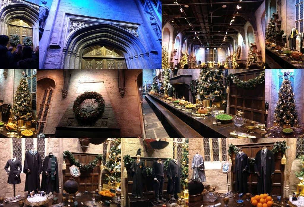 Great Hall of Hogwarts