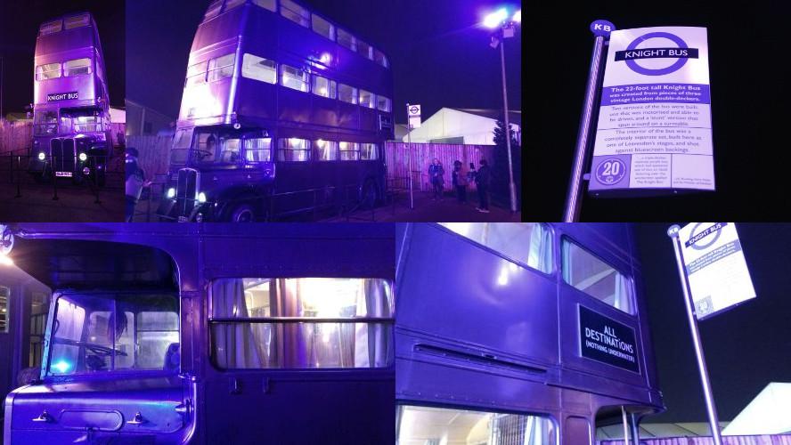 Knight Bus, Leavesden Studios London