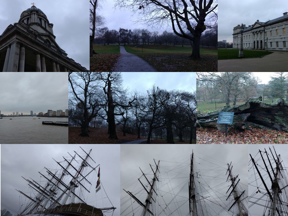 Greenwich sightseeing